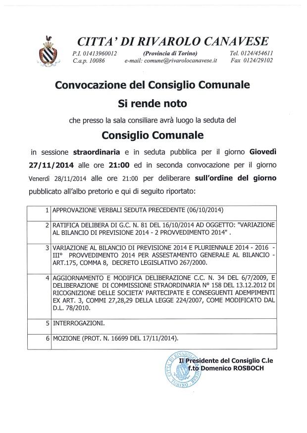 AVVISO C.C. 27_11_2014 - 21.00