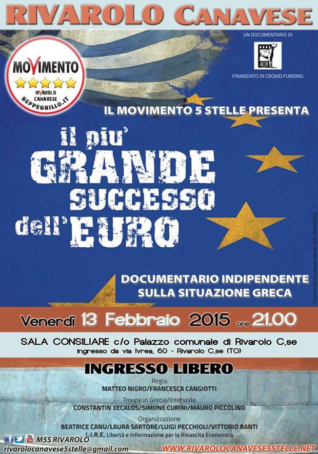 SUCCESSO EURO 13_02_2015