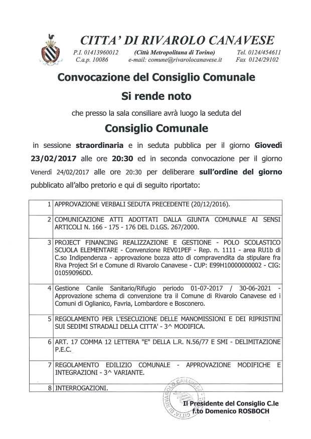 CONVOC. CONSIGLIO C.LE 2017_02_23.jpg